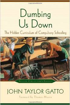 dumbing us down book cover